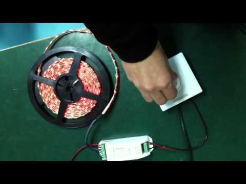 Bincolor 0-10V LED Dimming Driver, 0-10V to PWM