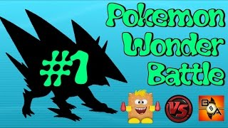 Wundertausch Battle #1 Pokemon X and Y VS Bimon von BattleArena - Deutsch/German