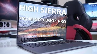 Xiaomi NoteBook PRO HACKINTOSH INSTALLATION GUIDE !!!