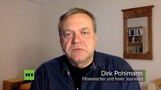 Дирк Польманн о развитии альтернативных СМИ в Германии и проблемах основных СМИ [Голос Германии]