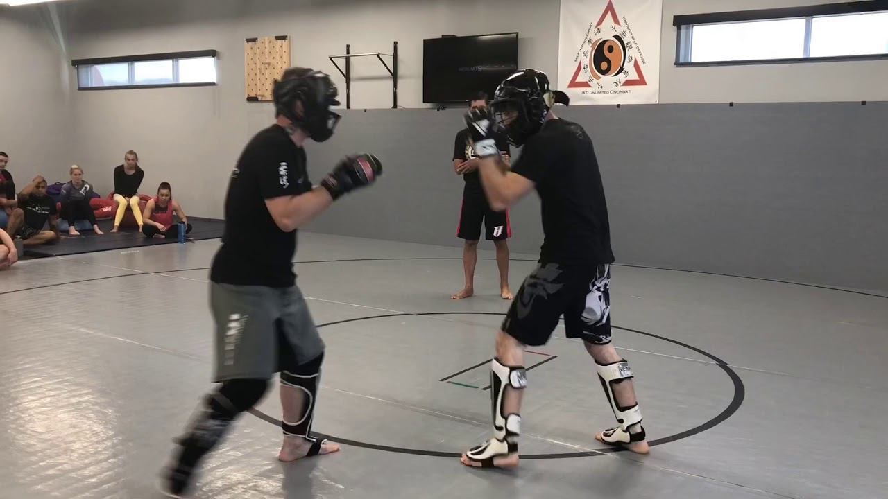 JKD Unlimited MMA FTS Instructor Test