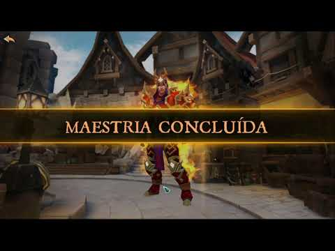 Dungeon Hunter 5 *Sombriu* Cidadela ( DESAFIO DE CRISTAL)