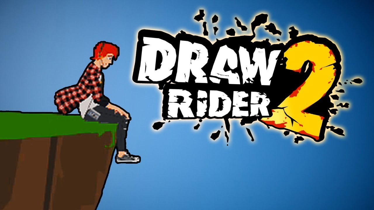 This Game Looks Familiar Draw Rider 2 Youtube