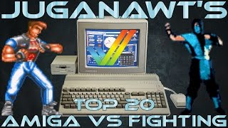 Top 20 AMIGA Fighting Games of All Time!