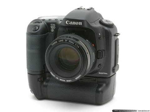 Julian Marinov - Canon EOS 10D Review