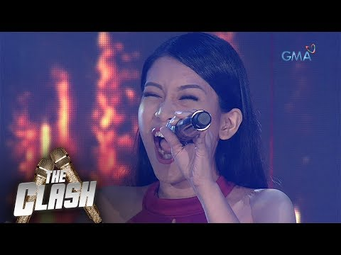 The Clash: Princess Mary Culala passionately sings