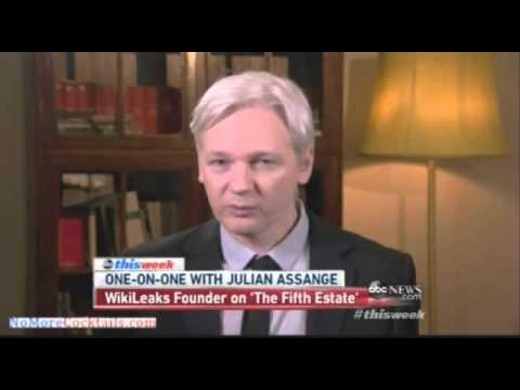 In This Week interview Julian Assange slams The Fifth Estate movie