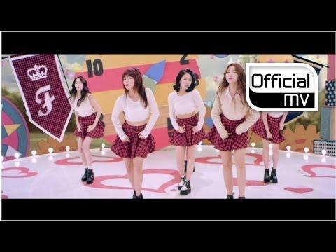 [MV] FIESTAR(피에스타) _ I Don't Know(아무것도 몰라요)