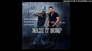 Wade Martin ft Coolio Marquese - Make It Bump