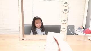 텔레비전 만들기|엄마표 미술|어린이용 삼성TV