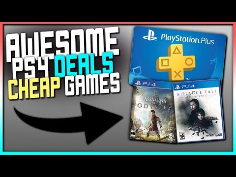 awesome-ps4-deals---super-cheap-1-year-ps+,-games-+-more!