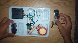 system alarm moto c50