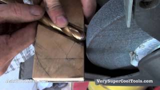 Sharpen Your Own Drill Bits! - Save Money! It's Easy! Video 1