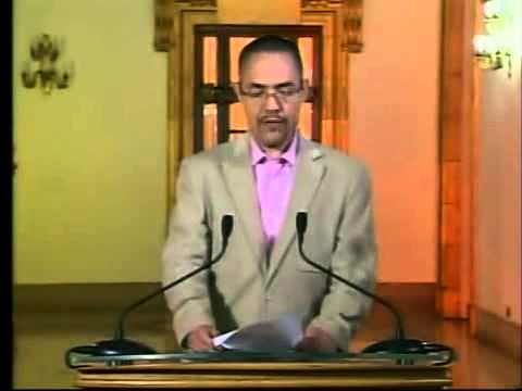 Comunicado Ernesto Villegas 12/12/12 sobre salud del Presidente Chávez