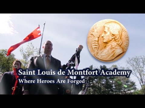 Saint Louis De Montfort Academy: Where Heroes Are Forged