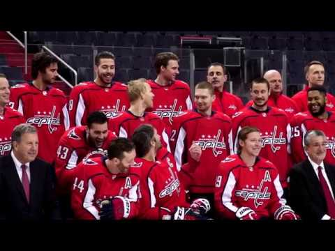 2017 18 Washington Capitals Team Photo - YouTube d5dc9e5a2c7