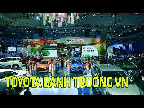 Tham vọng độc chiếm thị trường Việt Toyota ra mắt bộ ba giá rẻ   Tin Xe Hơi