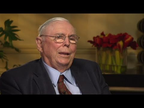 Munger on Sokol: 'I'm sad'