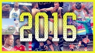 Die besten Sportspiele 2016 und die größten Enttäuschungen | Tomy Hawk TV