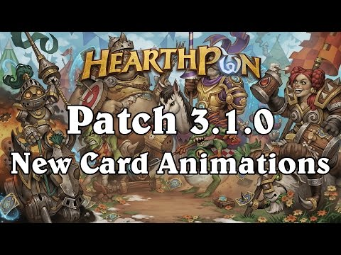 All New Card Animations