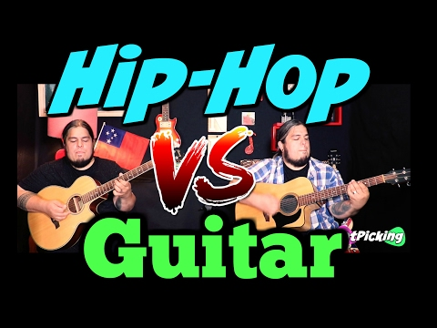 Hip-Hop vs Guitar! 🔥🔥