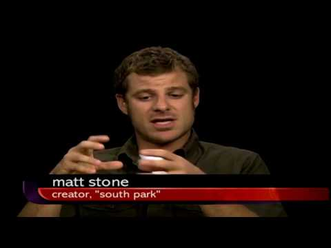 Trey Parker and Matt Stone on Charlie Rose