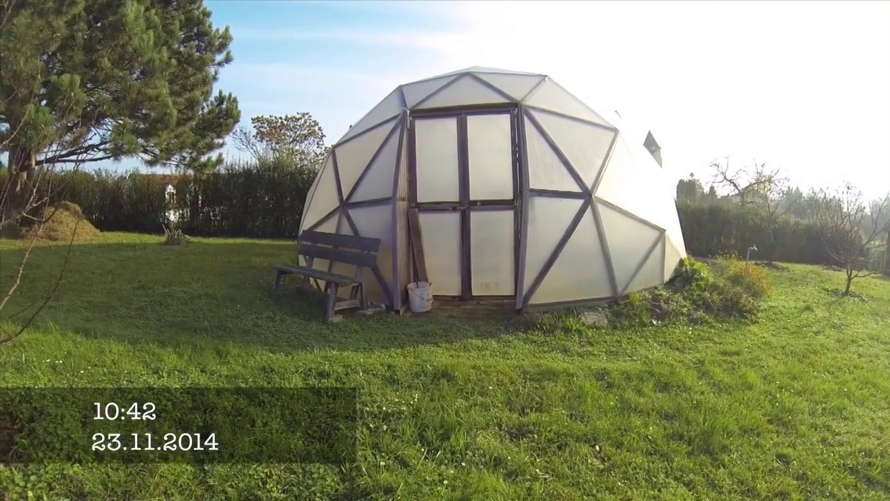 garten geod tische kuppel 2014 youtube. Black Bedroom Furniture Sets. Home Design Ideas
