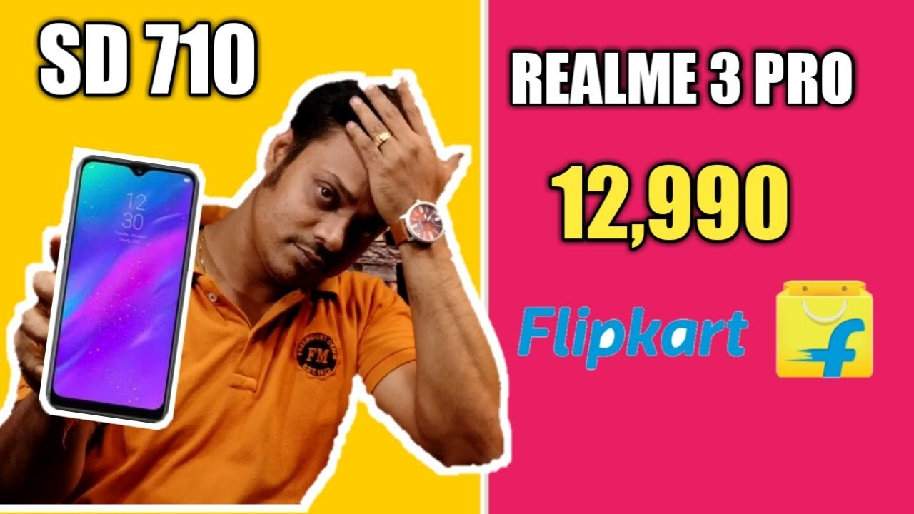 Realme 3 Pro With SD 710 & Sony IMX 519 | Realme 3 Pro Specs, Features & My  Expectations |