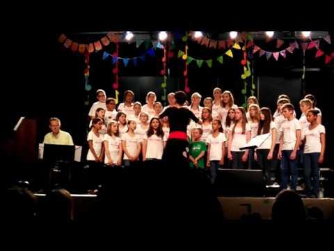 Concert 2016 Mini Coeur   Petit Coeur de Hauterive FR
