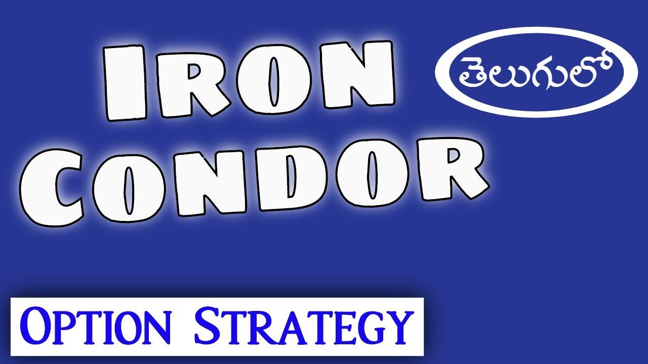 Iron Condor Options Strategy  Telugu