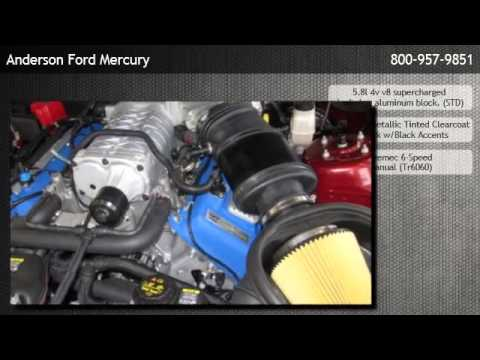 Anderson Ford Cleveland Tx >> 2014 Ford Mustang Coupe Shelby GT500 - Hightower - YouTube