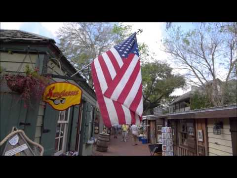 St  Augustine Florida OFFICIAL HD VACATION ADVISER