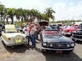 Caravana hacia Yabucoa a la Feria Nacional - Club Duenos de Autos Antiguos