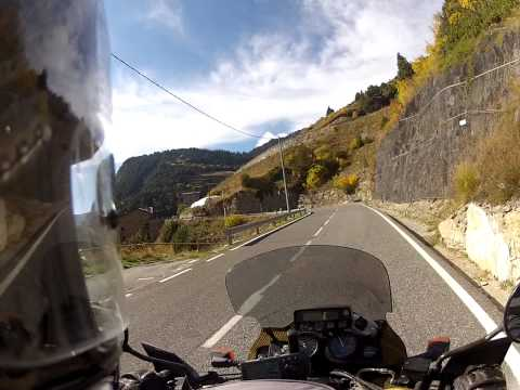 Canillo to Ordino