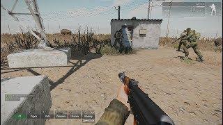 Arma 3 спецназ РФ захватили телевышку Алтиса #2