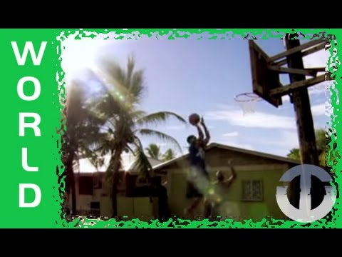 Basketball in the Marshall Islands