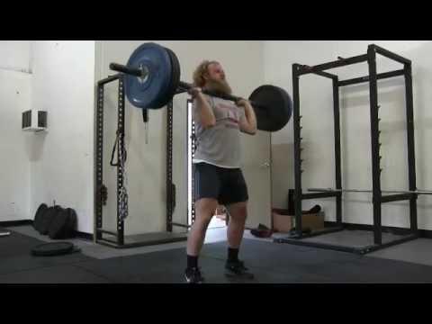 STRONGMAN TRAINING @ Untamed Strength - Axle Bar