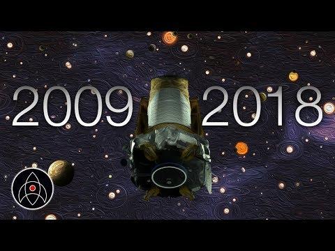 Kepler Space Telescope End of Mission