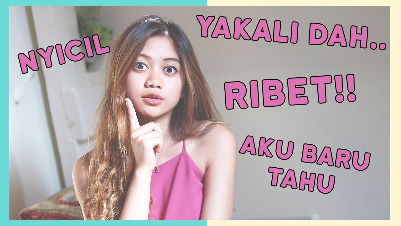 Apa BAHASA INGGRISNYA..? #12 | Borong, Yakali dah! Ribet!