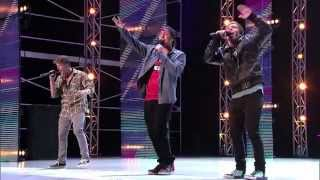 THE X FACTOR USA 2012 - Emblem 3