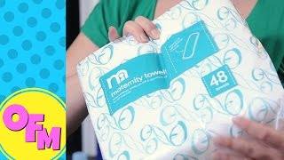 What should I pack in my hospital maternity bag? | ONE FAT MOTHER