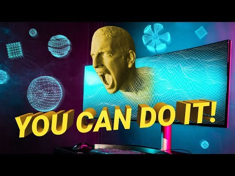 5 tips to get STARTED with 3D Animation + GIVEAWAY
