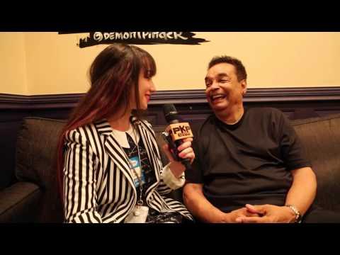 GARY U.S. BONDS Interview Birthday Celebration BB KINGS w/ PAVLINA