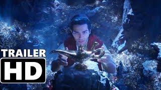 ALADDIN - Official Teaser Trailer (2019) Will Smith, Billy Magnussen Fantasy Movie