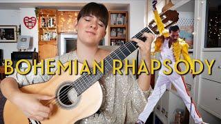 Bohemian Rhapsody para Guitarra por Paola Hermosín