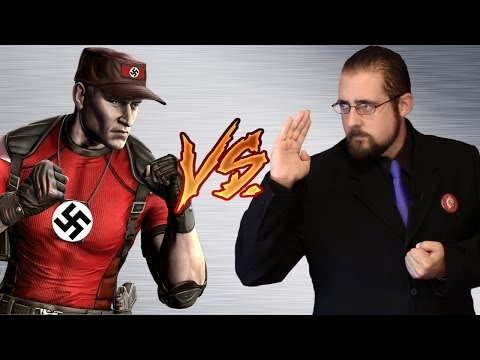 Debating a Nazi on the State