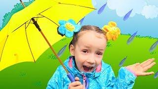 Rain Rain Go Away | 동요와 아이 노래  어린이 교육 Ulya Liveshow
