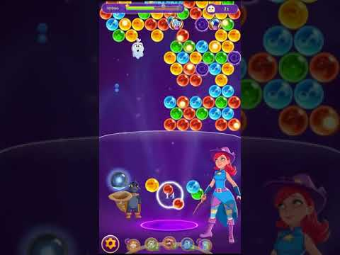 Bubble Witch 3 Saga Level 1132 ~ No Boosters