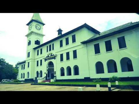 First Trip to Ghana 10: Achimota School
