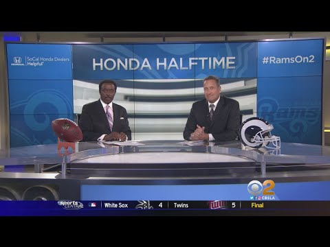 Rams Halftime Show With Jim Hill And Jim Everett